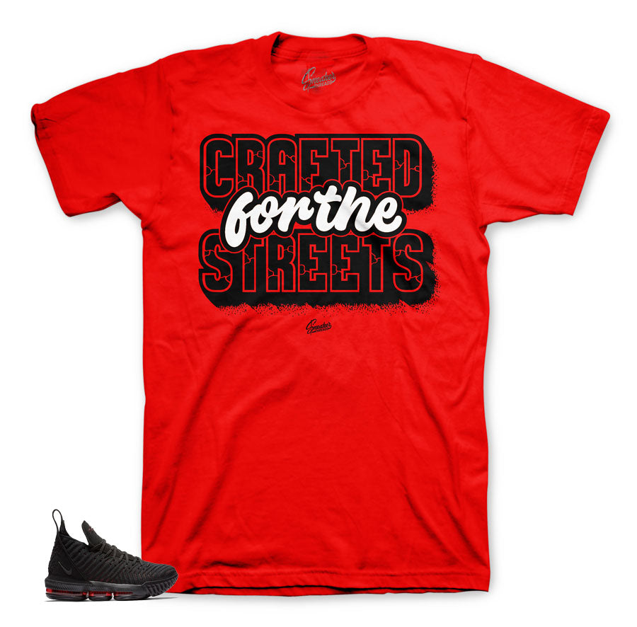 Lebron 16 bred sneaker tees | Stay humble hustle harder.