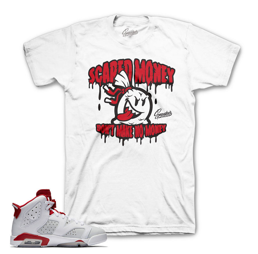 Jordan 6 alternate tees match | Sneaker Match Shirts