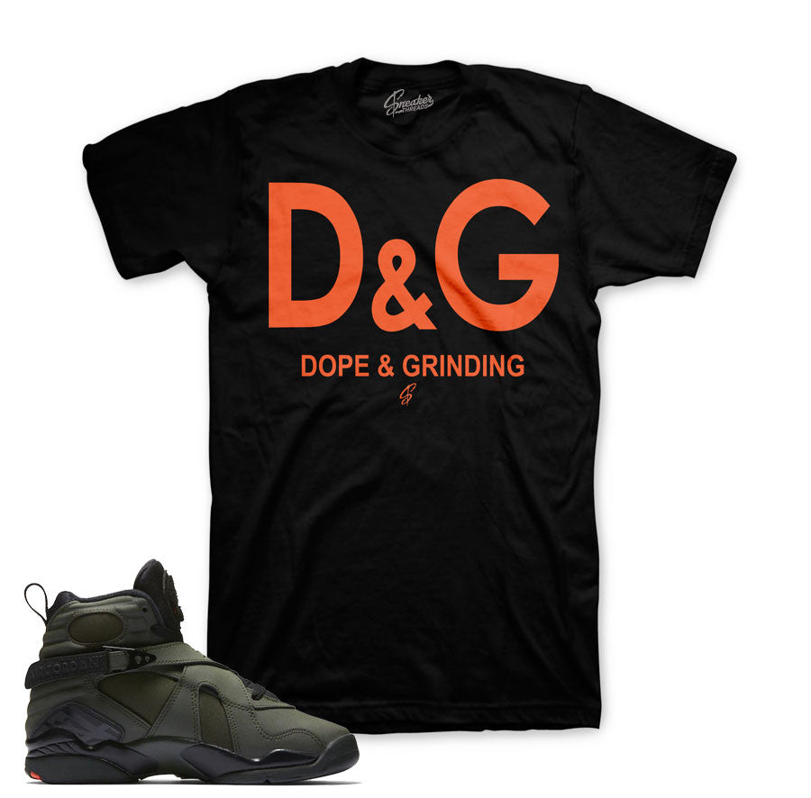 Jordan 8 take flight t-shirts match retro 8 sneaker tees.