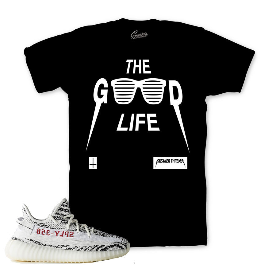 0620e6ec6 Yeezy boost zebra shirts match boost sneaker match tee.
