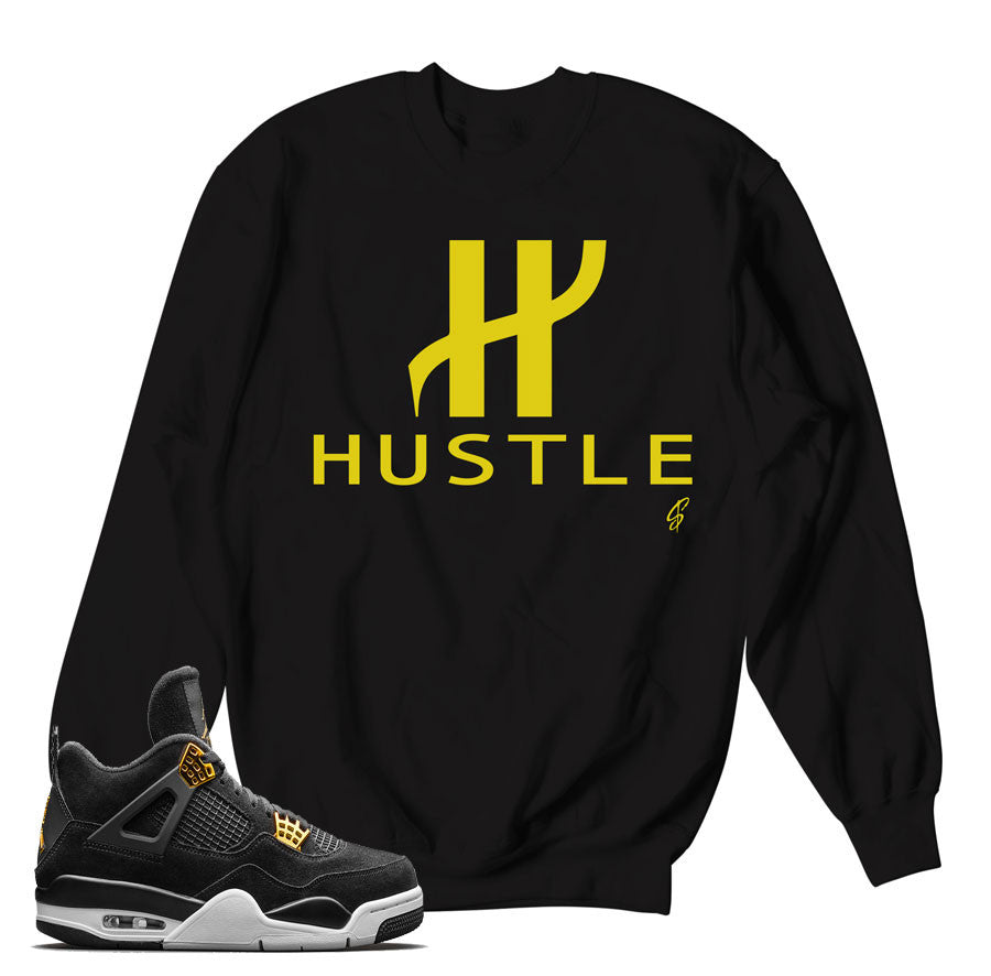 a50e9dfb117d Jordan 4 sweaters match royalty retro 4 s sneaker tees.