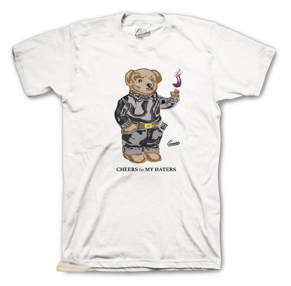 Yeezy Lundmark 350 Cheers Bear Reflective shirts collection