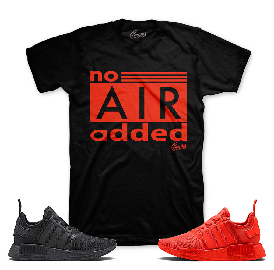 Monochrome pack NMD shirts match shoes | Sneaker tees.