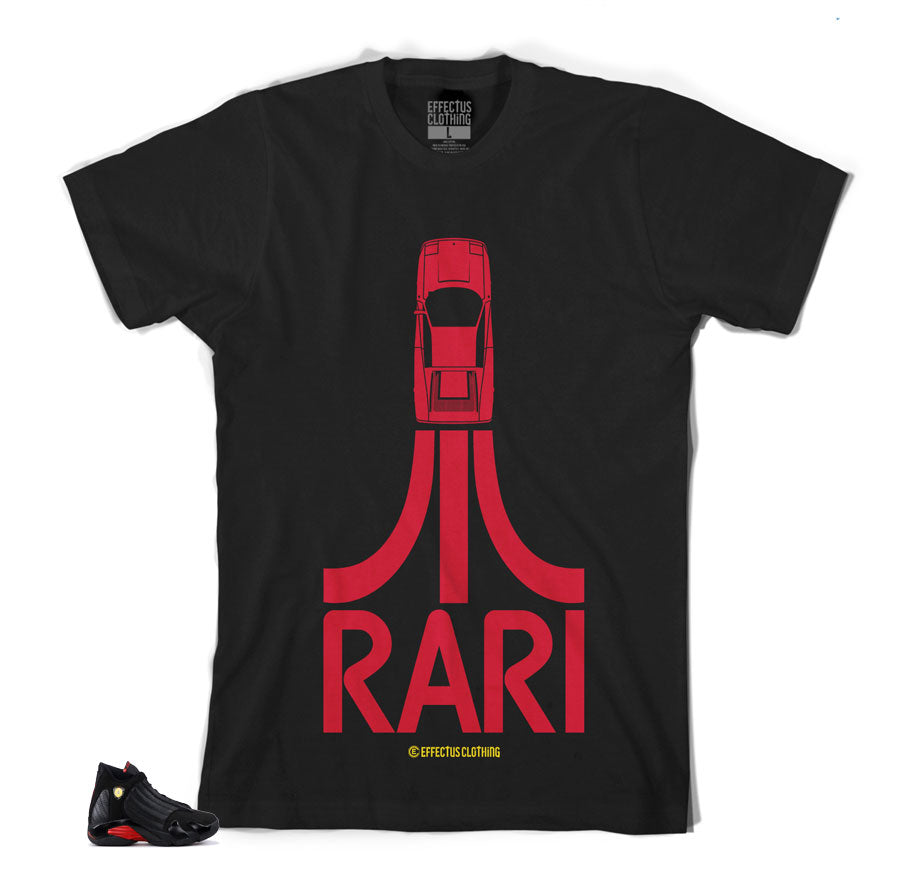Jordan 14 Last Shot Rari Tower Shirt