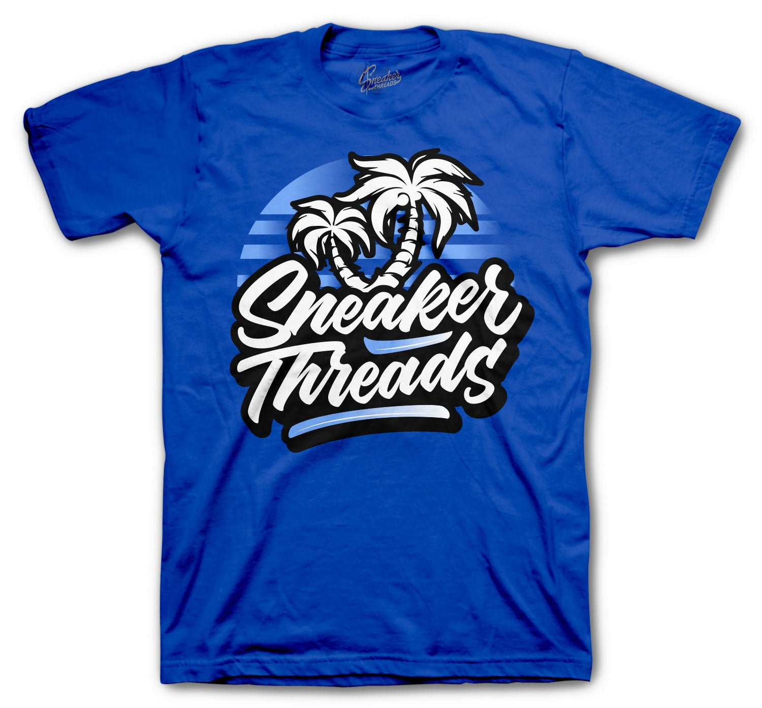 Jordan 1 Hyper Royal Shirt - ST Palms - Royal