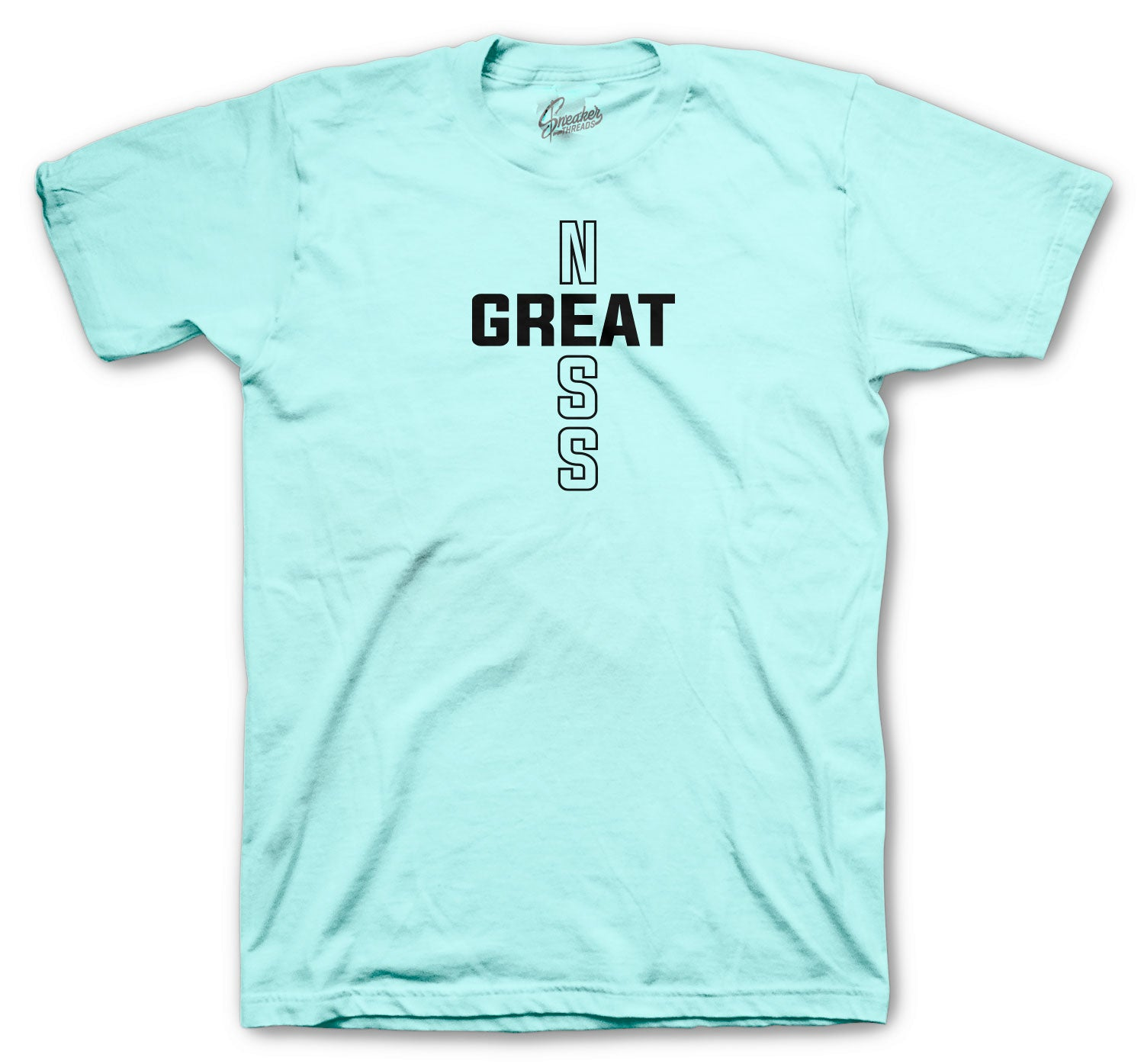 Jordan 12 Easter Shirt - Greatness Cross - Green