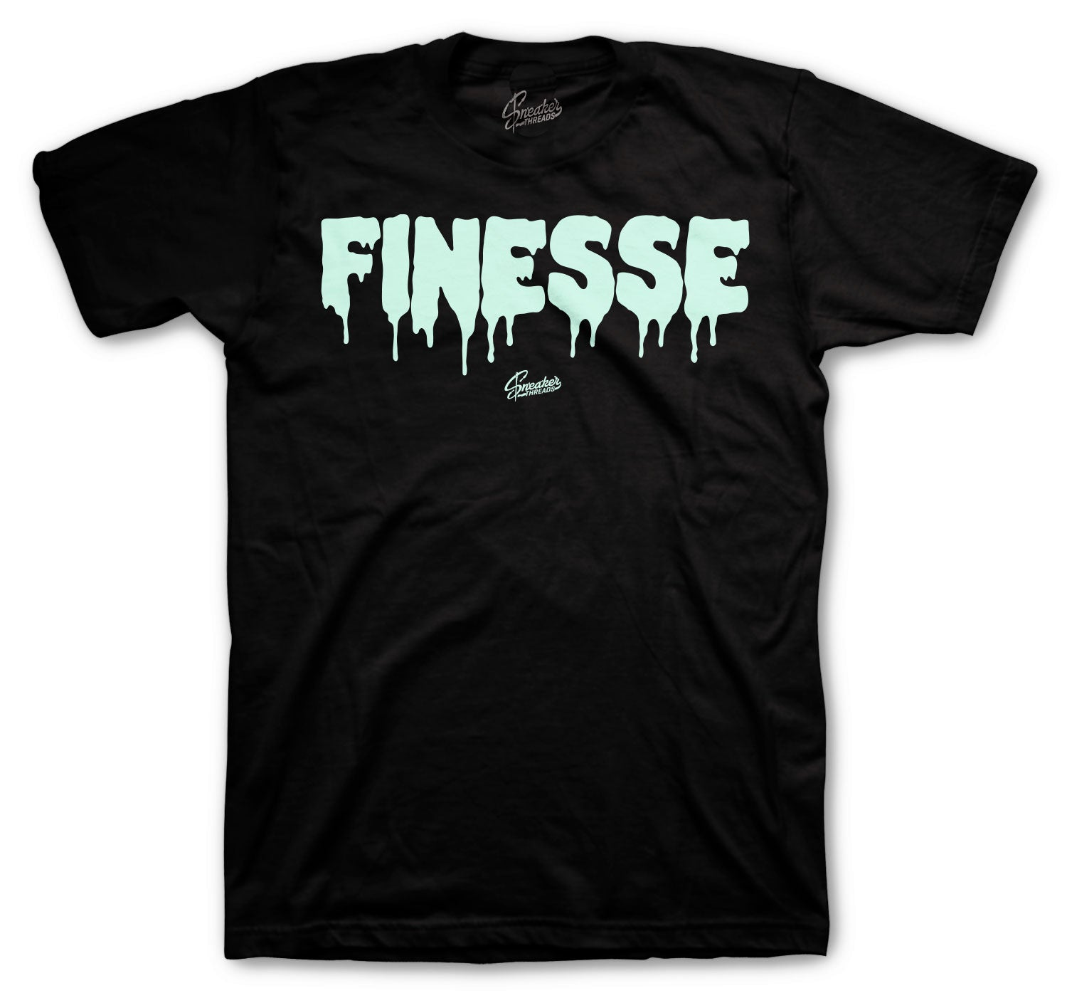 Barely Green All Star Shirt - Finesse - Black