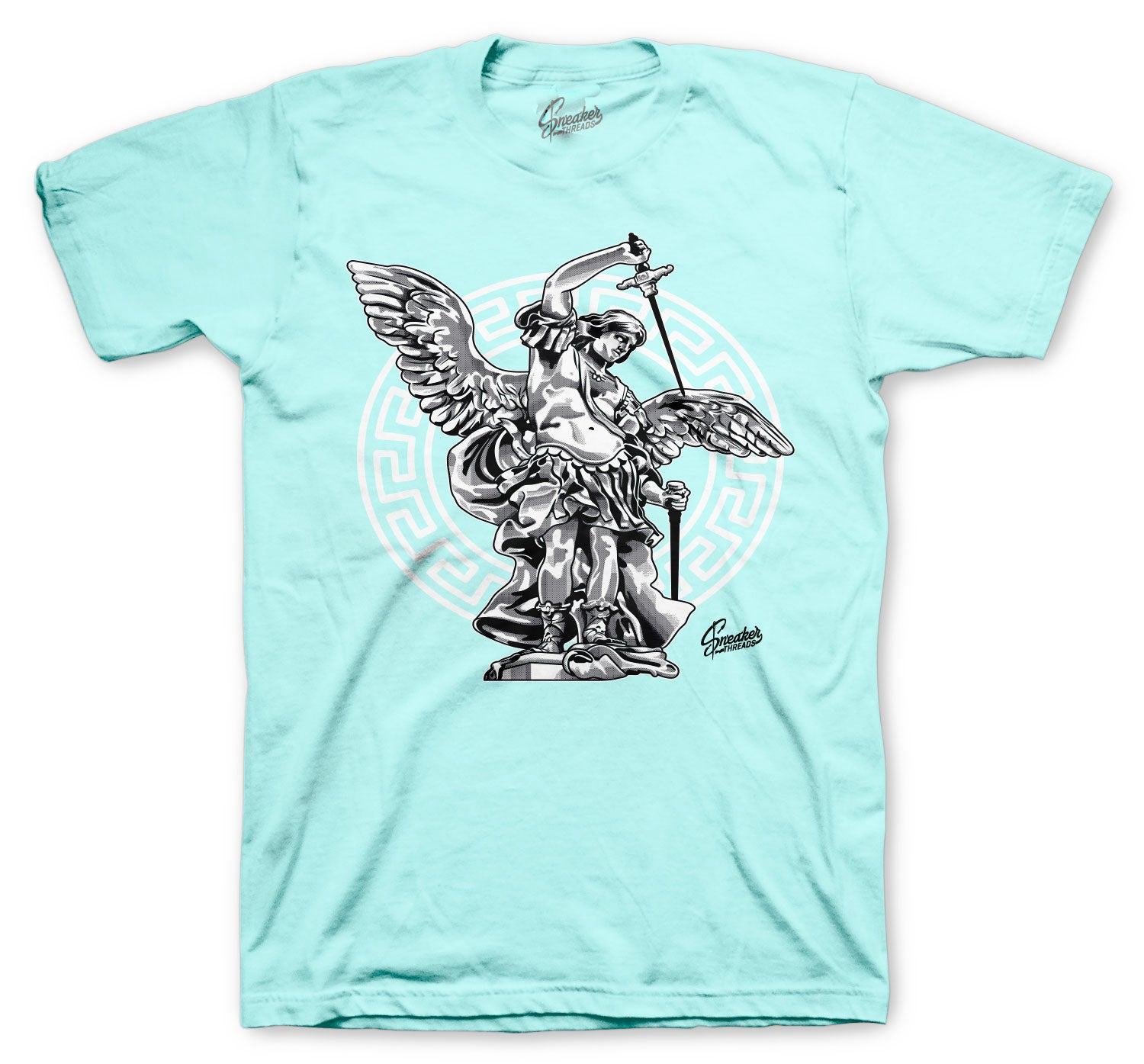 Jordan 12 Easter Shirt - St. Michael - Green