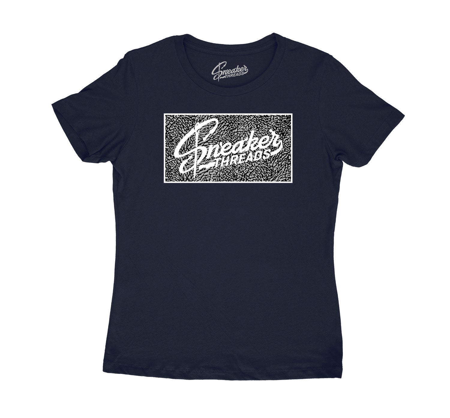 Sneaker collection Jordan 3 midnight navy sneaker collection matching womens tees