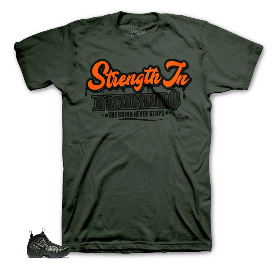 The official matching sneaker tees store for foamposite shoes.