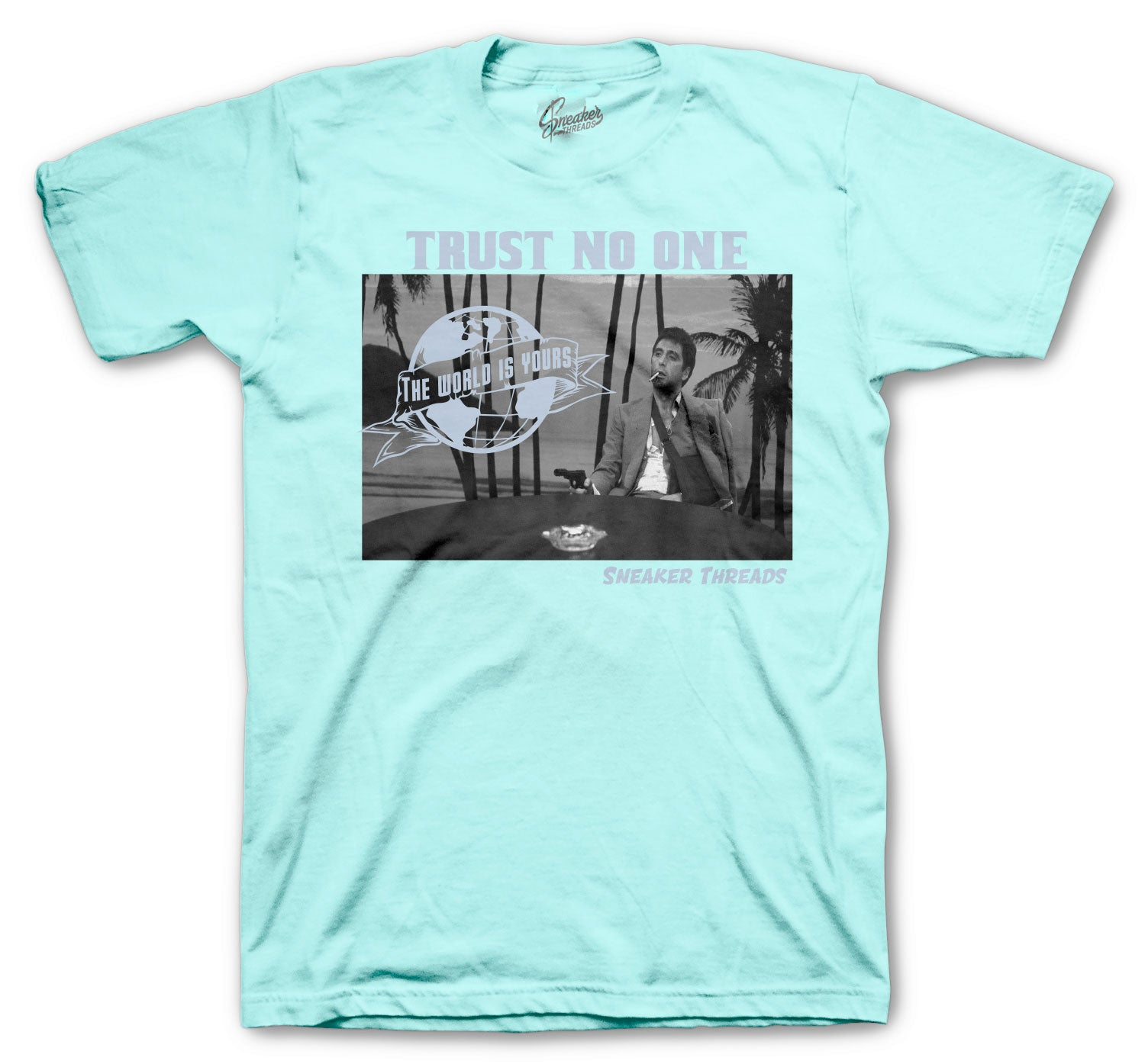Jordan 12 Easter Shirt - Tony Knows - Green
