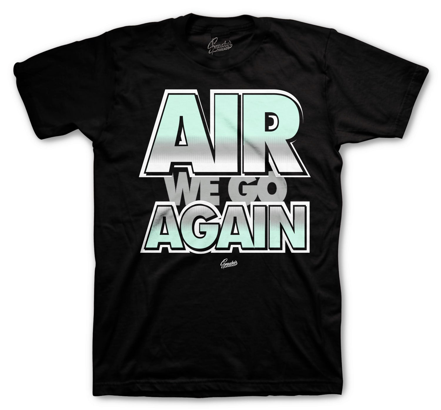 Barely Green All Star Shirt - Air We go - Black