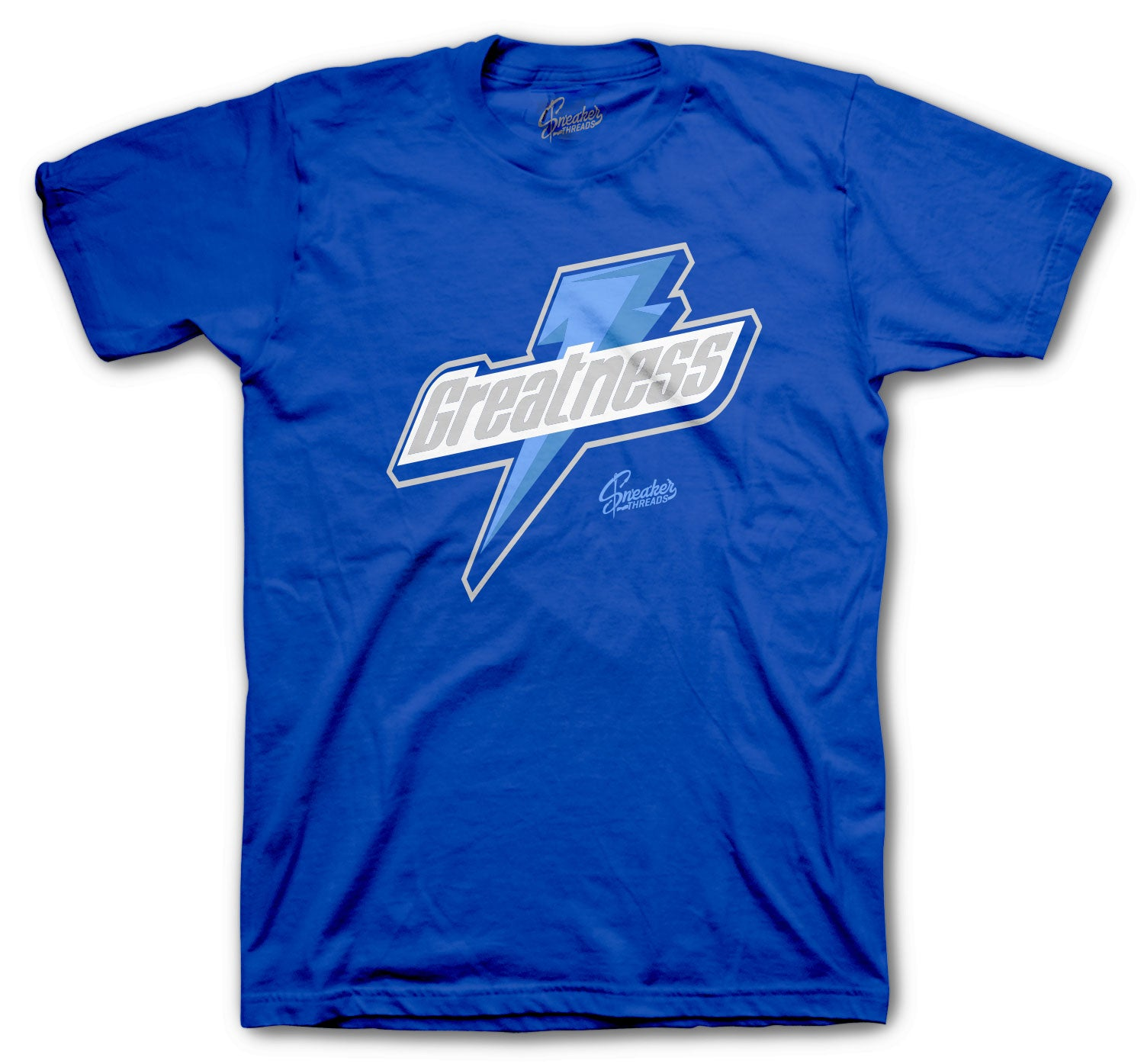 Jordan 1 Hyper Royal Shirt - Greatness - Royal