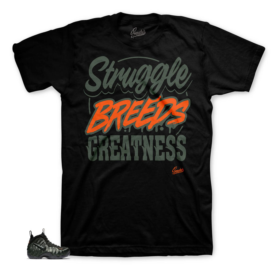 Shirts match foampoiste sequoia shoes | Sneaker Tees.