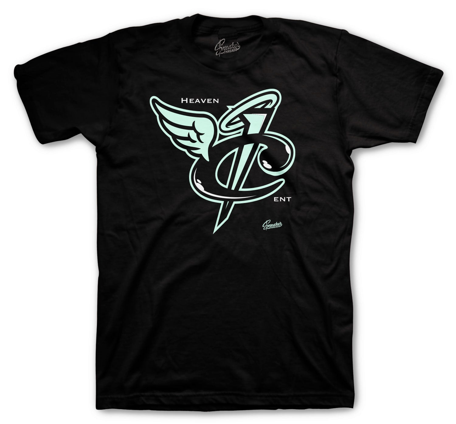 Barely Green All Star Shirt - Heaven Cent - Black
