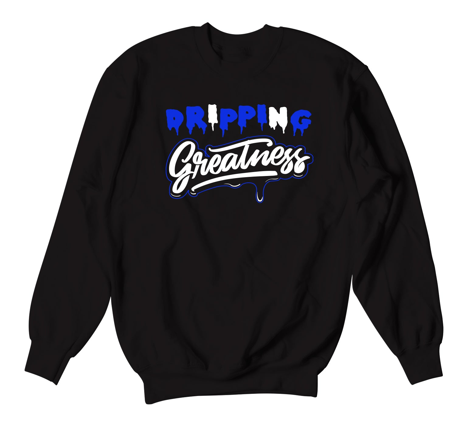 game royal Jordan 12s matches crewneck sweaters designed to match