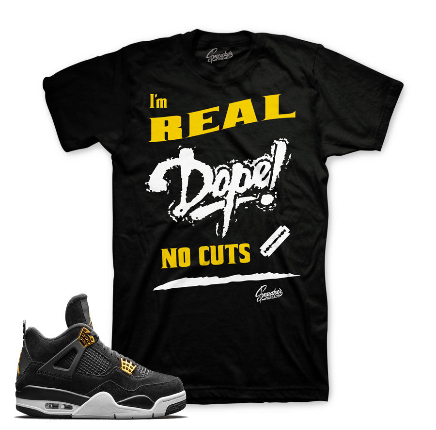 Shirts match jordan 4 royalty retro 4 royalty sneaker tees.