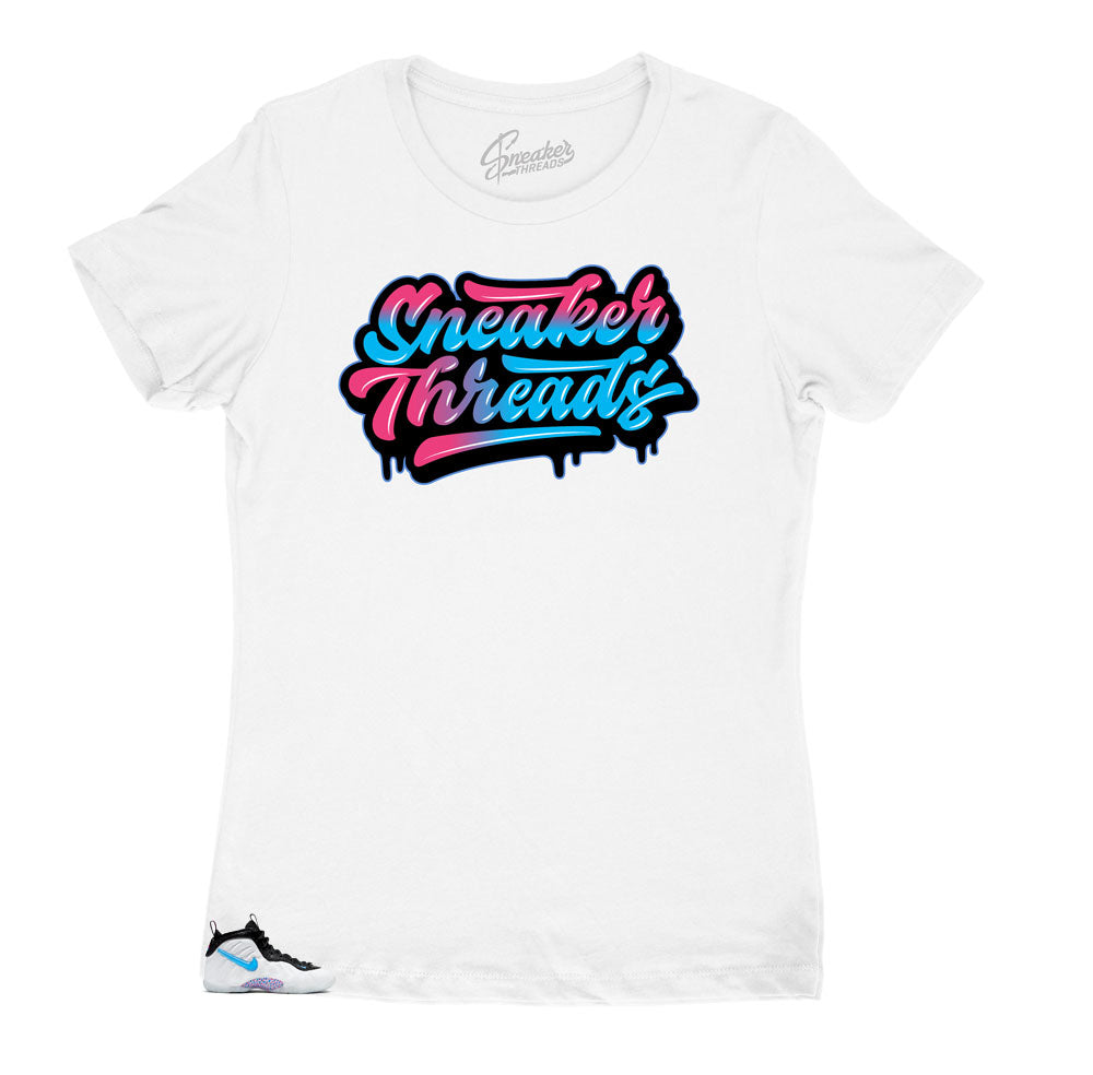 Sneaker shirts for women to wear with Lil Posite 3D