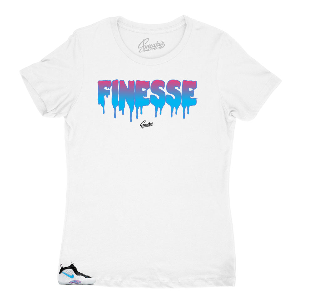 Lil Posite 3D Womens Finess dripping shirt to match shoes