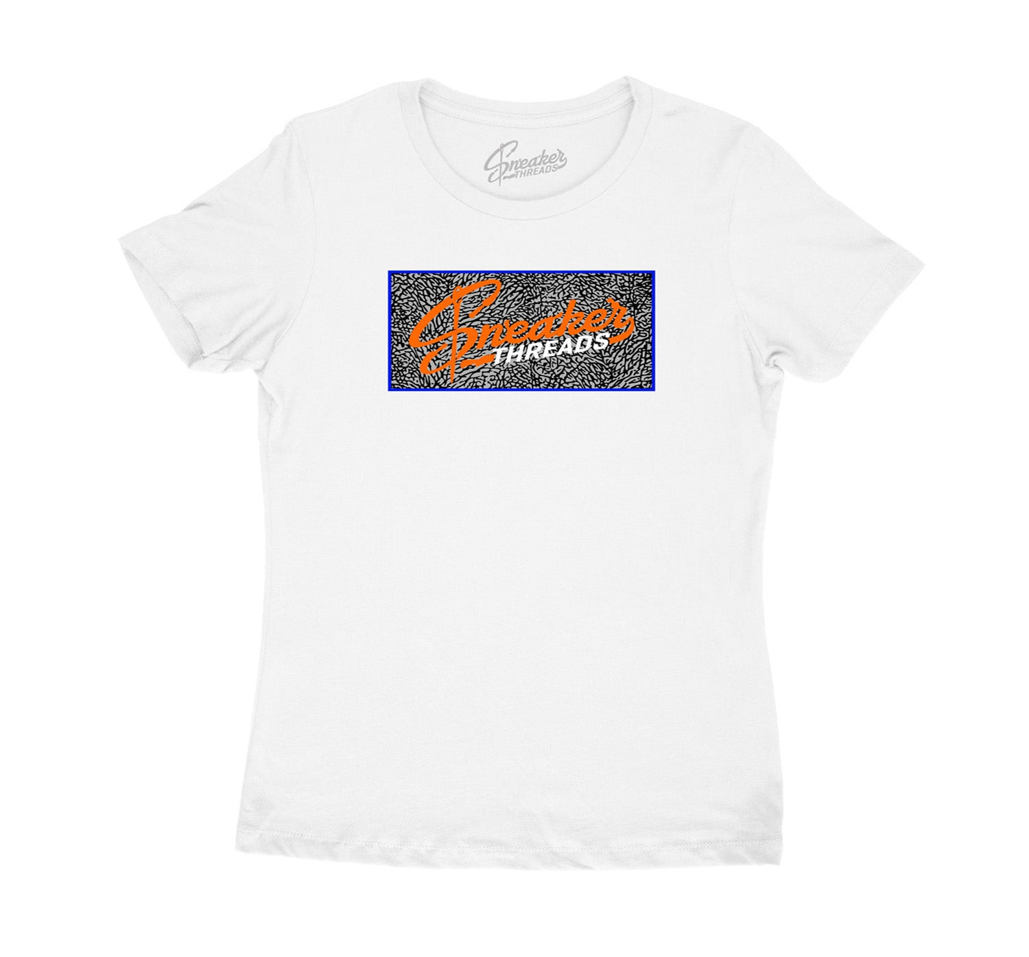 Jordan 3 womens knicks sneaker collection has matching womens shirts created to match perfectly