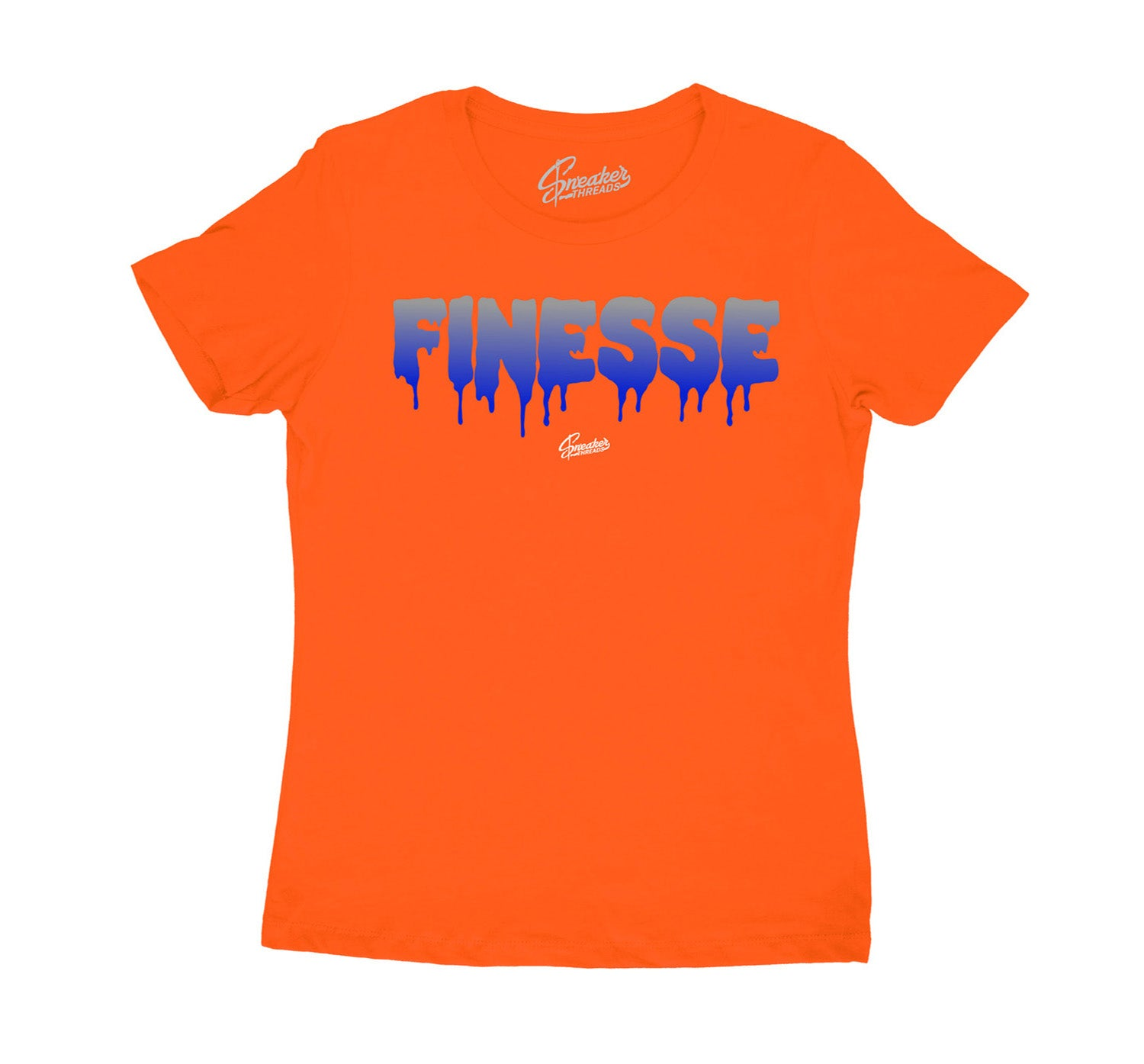 Jordan 3 Knicks womens sneaker has matching tees for womens designed to match the Jordan 3 knicks womens sneakers
