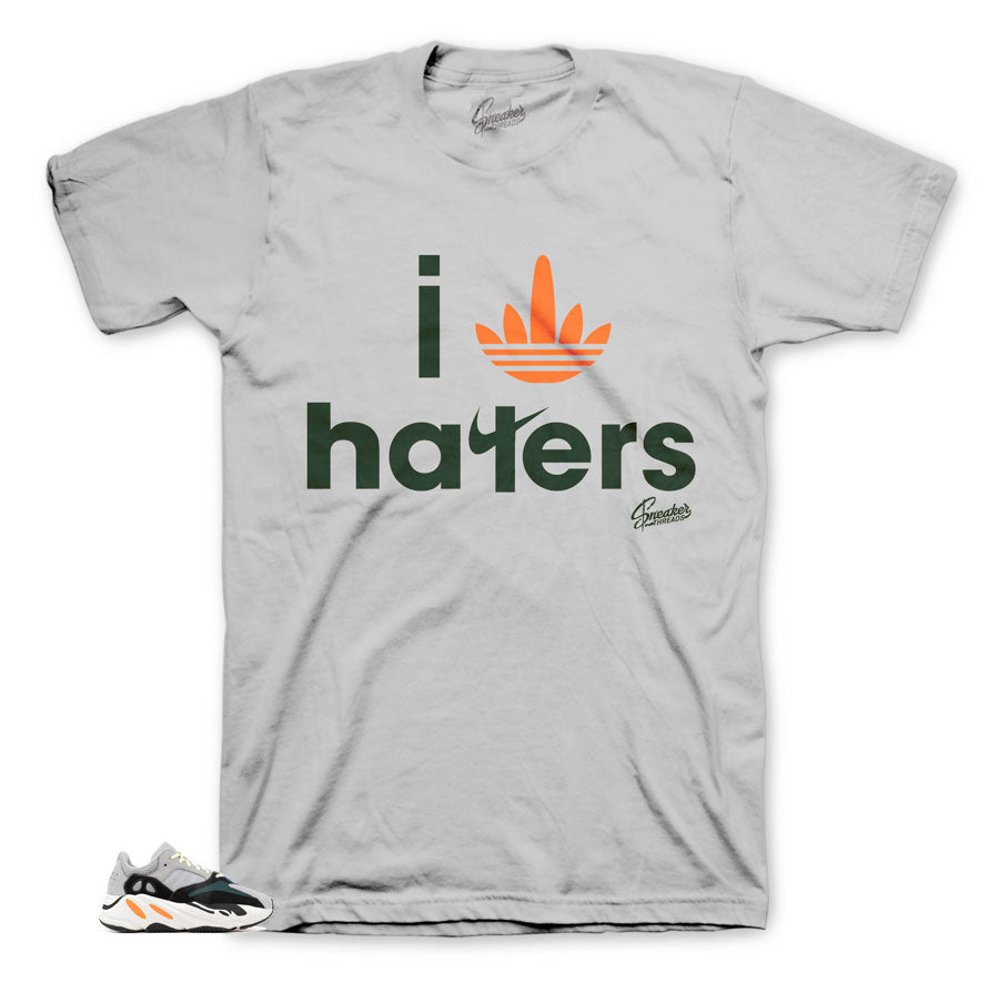 Yeezy wave Runner 700 Haters Shirt