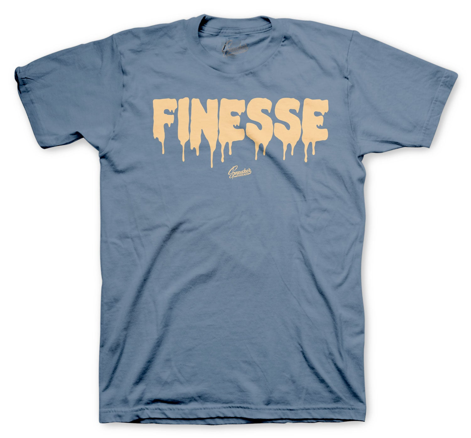Yeezy Ash Blue 350 Shirt - Finesse - Blue