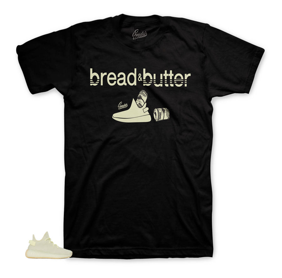 Yeezy boost butter tees match aiddias yeezy butter shoes shirts.