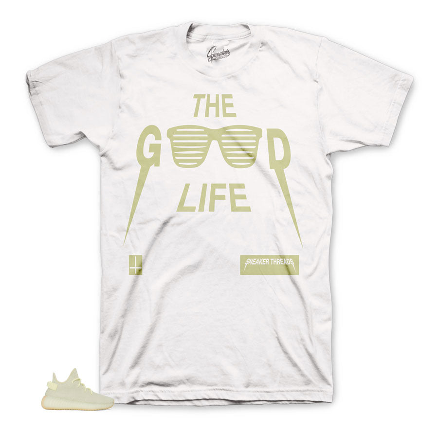 Yeezy Butter The Good Life Tee