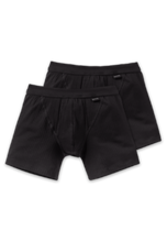 Afbeelding in Gallery-weergave laden, 2PACK Shorts 103399 000 schwarz
