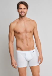 2PACK Shorts 103399 100 weiss