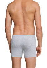 Afbeelding in Gallery-weergave laden, 2PACK Shorts 103399 202 grau-mel.