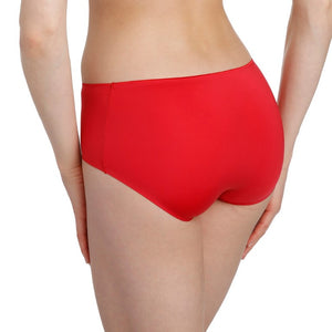 short  L'Aventure Color Studio 521513 scarlet