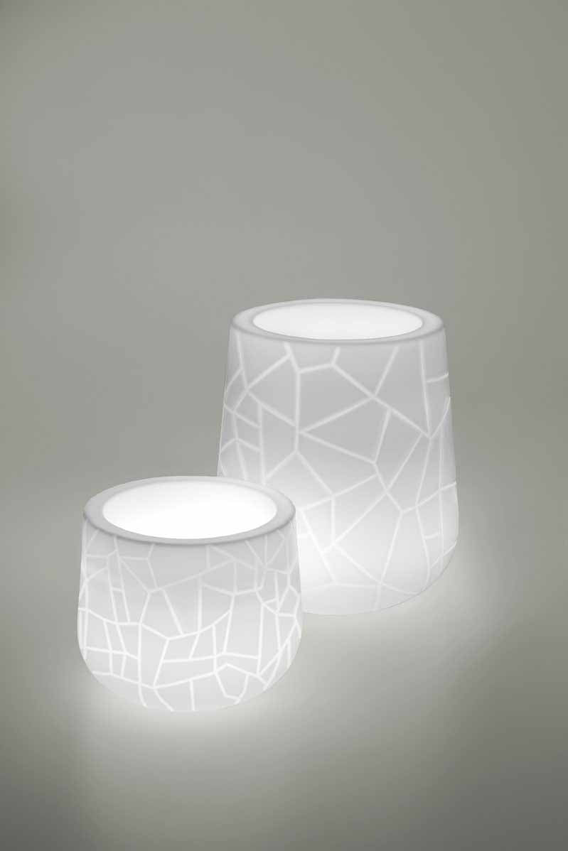 Memory Pot with Light
