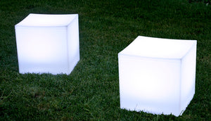 Lounge Cube with Light