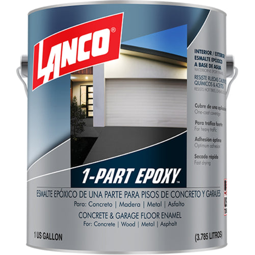Lanco Esmalte 1 Part Epoxy (Disponible En Múltiples Colores)