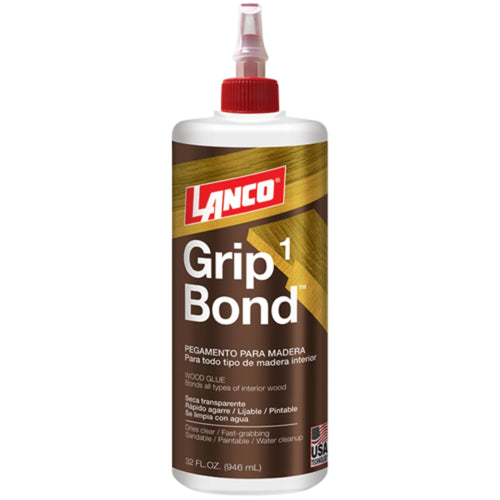 Lanco Cola Fria Normal Grip Bond 1 (Color Blanco)