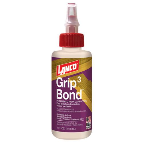 Lanco Cola Fria Extra Fuerte Grip Bond 3 (Color Amarillo)