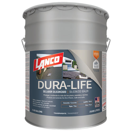 Lanco Sellador Impermeabilizante Dura Life (Color Transparente)