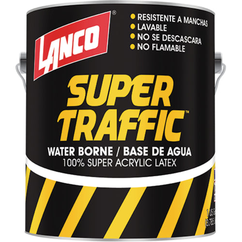 Lanco Esmalte de Demarcación Vial Super Traffic (Disponible En 2 Colores)