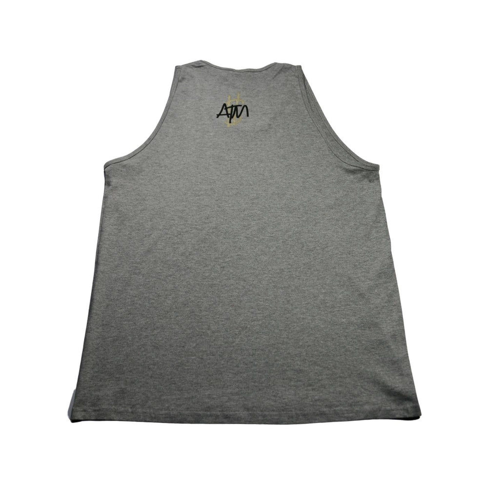 Load image into Gallery viewer, Grey Men's Tank Top