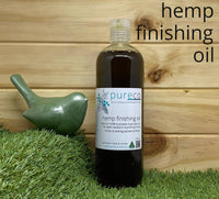 HEMP FINISHING OIL
