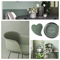 Nordic Chic Furniture Paint - Dusty Green