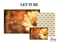 Decoupage Pack - Let it Be
