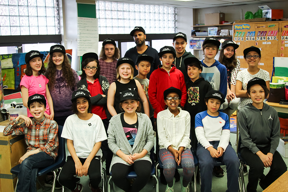 The Photo Project: Donating Cameras To A Grade 5/6 Toronto Class.