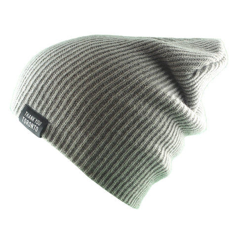 Classic Beanie - Cement Grey