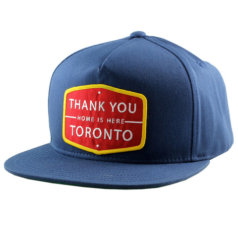 Home Is Here™ Cap - Navy / Red / Yellow