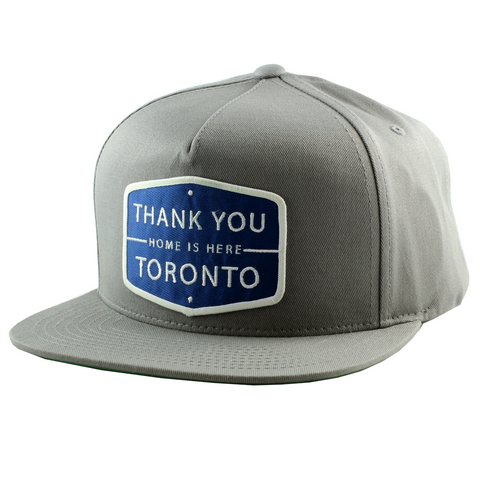 Home Is Here™ Cap - Grey / Navy