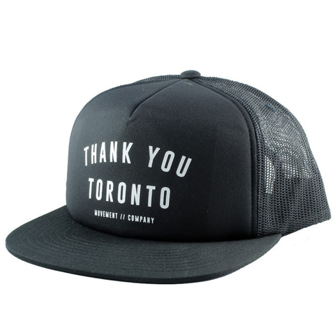 Movement Mesh Cap - Black