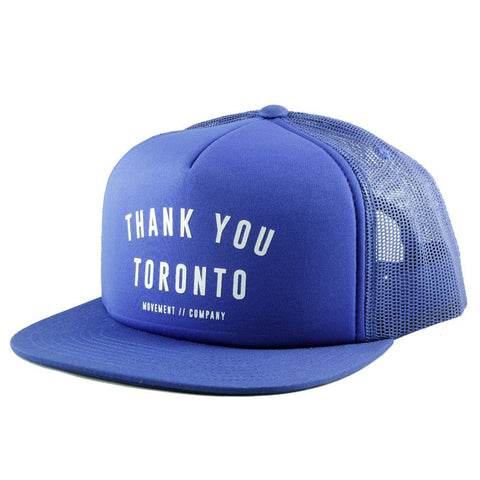 Movement Mesh Cap - Blue